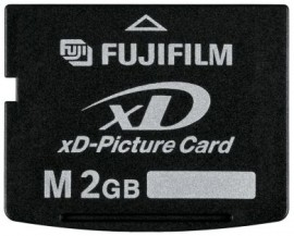 2GB XD PICTURE CARD
