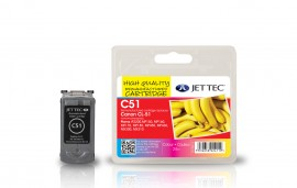 Canon CL-51 CMY Colour  Jet Tec Remanufactured Inkjet Cartridge C51