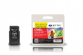 Canon PG-540XL Black  Jet Tec Remanufactured Inkjet Cartridge C540XL