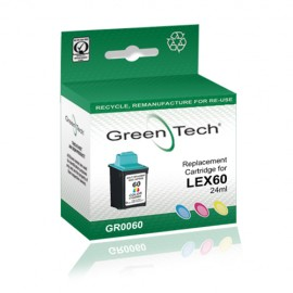 Remanufactured Lexmark 17G0060 Colour Ink Cartridge