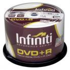 Infiniti 16x WhiteTop DVD+R 4.7GB 50 Pack