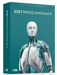 ESET NOD32 Antivirus software 4