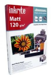 Inkrite Paper Matt 120gsm A4 100 sheets