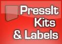 PressIt Kits & Labels