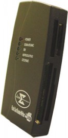 Sumvision 18 in 1 USB2 Card Reader-Ext-Black