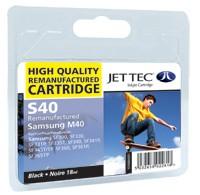 Remanufactured Samsung M40 Black Ink Cartridge suitable for printer model SF330/331/335/340 Samsung Fax 3000/3100/4100/4200