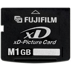 1GB XD PICTURE CARD