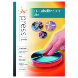 PressIt® Lite CD Labelling Kit
